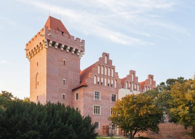 Castillo, Royal Castle Poznan by Diego Delso, CC BY-SA 4.0