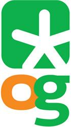 orange gas logo